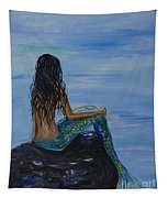 Mermaid Magic Tapestry