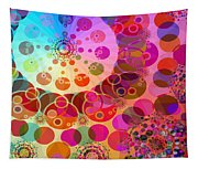 Merry Go Round 1 Tapestry