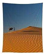 Merzouga, Morocco Tapestry