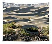 Mesquite Sand Dunes Tapestry