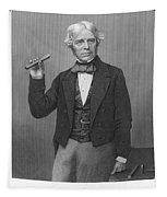 Michael Faraday (1791-1867) Tapestry