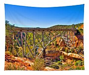 Midgley Bridge Sedona Arizona Tapestry