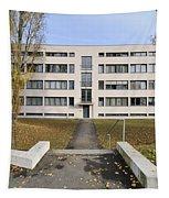 Mies Van Der Rohe Building Stuttgart Weissenhof Tapestry