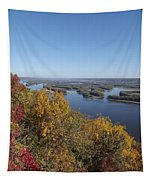 Mississippi River Fall Tapestry