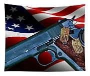 Model 1911-a1 Tapestry