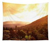 Monastic Site, Glendalough, Co Wicklow Tapestry