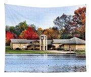 Monroe Falls Park Tapestry