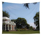 Monticello Grounds Tapestry