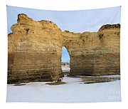 Monument Rocks Arch Tapestry