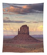 Monument Valley - East Mitten Butte Tapestry
