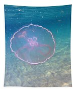 Moon Jelly Tapestry