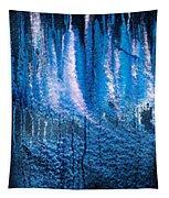 Moonlit Forest Tapestry