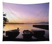 Morning Over Lough Leane, Killarney, Co Tapestry