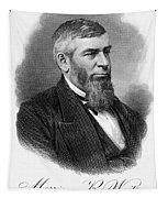 Morrison R. Waite (1816-1888) Tapestry