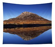 Mount Errigal, Lough Nacung, Dunlewy Tapestry