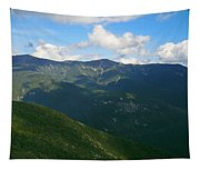 Mount Lafayette From Top Of Cannon Mountain Tapestry