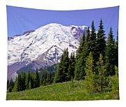 Mount Rainier X Tapestry