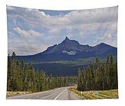 Mount Thielsen Tapestry