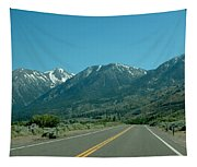 Mountains Ahead Tapestry