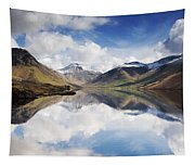 Mountains And Lake, Lake District Tapestry