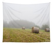 Mown Grass Tapestry