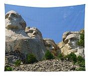 Mt Rushmore Tapestry