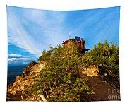 Mt Scott Fire Tower Tapestry
