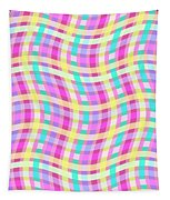 Multi Check Tapestry