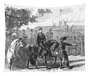 Munsons Hill, 1861 Tapestry