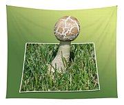 Mushroom 02 Tapestry
