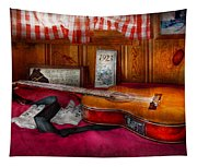 Music - Guitar - That Old Country Feel Tapestry