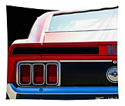 Mustang Mach 1 Tapestry