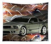 Mustang Saleen  Tapestry
