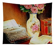 My Classic Royal Typewriter Memories Of Hemingway   Tapestry