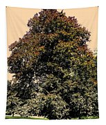 My Friend The Tree Tapestry