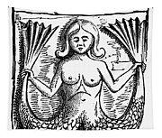 Mythology: Mermaid Tapestry