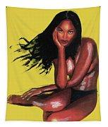Naomi Campbell Tapestry