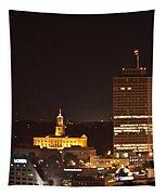 Nashville Cityscape 5 Tapestry