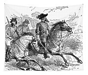 Nathan Bedford Forrest (1821-1877) Tapestry