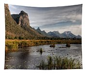 National Park Thailand Tapestry