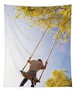 Natural Swing Tapestry