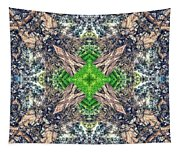 Nature Mandala Tapestry