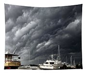 Nature's Fury Tapestry