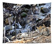 Natures Ice Maker Tapestry