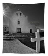 New Mexico Church Tapestry