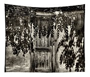 New Mexico Door Tapestry