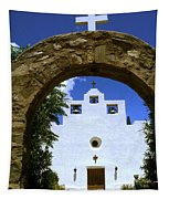 New Mexico Mission Tapestry