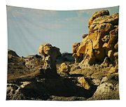 New Mexico Red Rock Tapestry