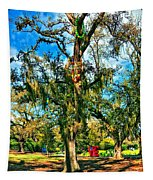 New Orleans Sculpture Park Tapestry