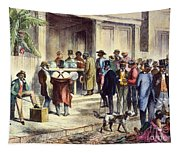 New Orleans: Voting, 1867 Tapestry